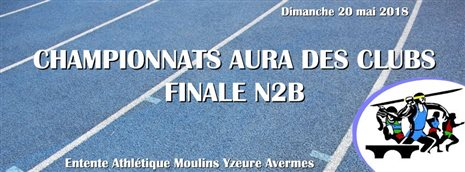 Finale Interclubs N2B: la composition de l'EAMYA