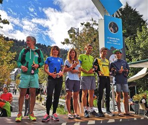 Grand trail du Sancy 60 km